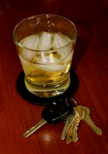 Drink with keys