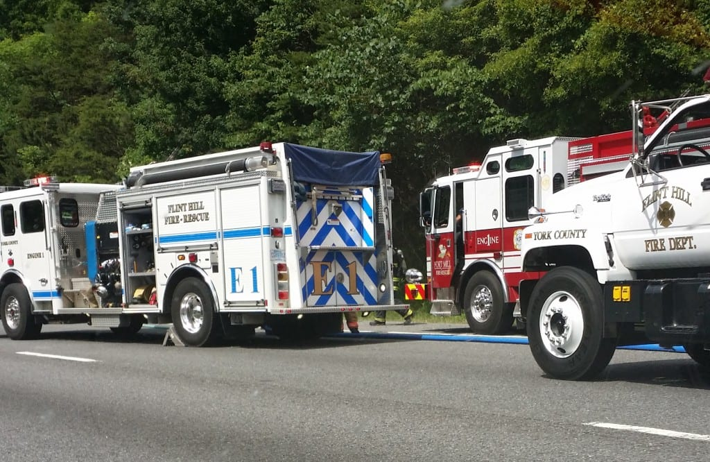 fort mill truck accident