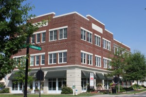 Baxter Village office