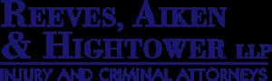 Reeves, Aiken & Hightower: Injury and Criminal Attorneys